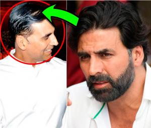akshay kumar hair style