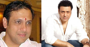 govinda hair transplant before and aftr