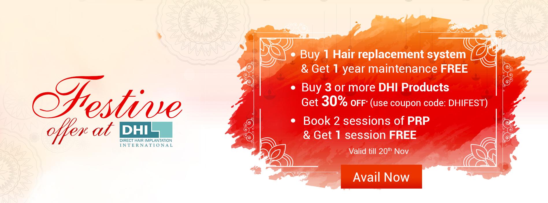 dhi festive offer