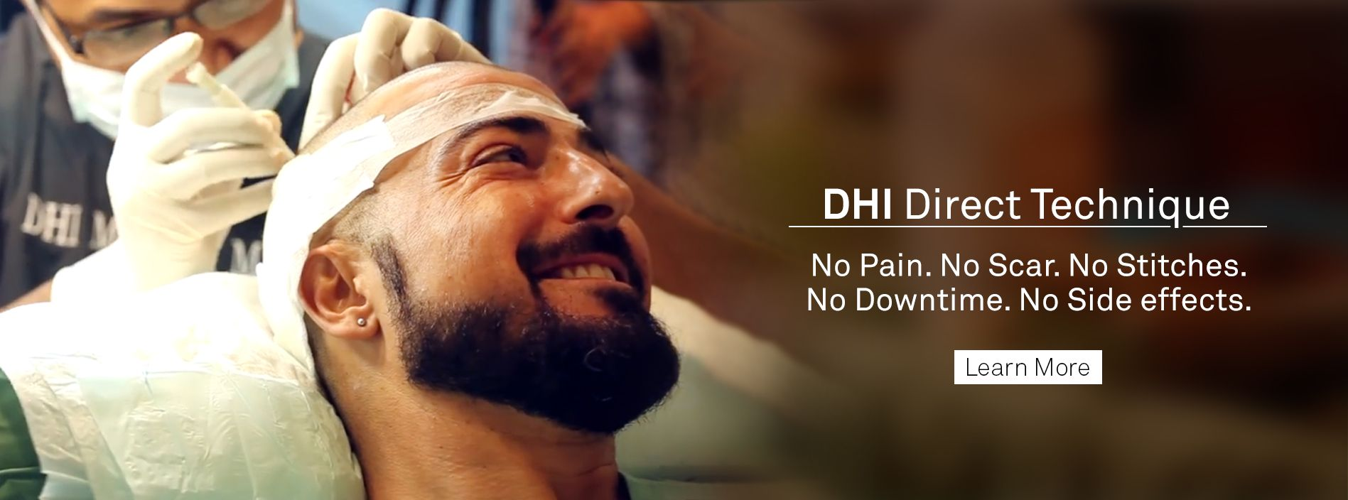 dhi hair transplant technology