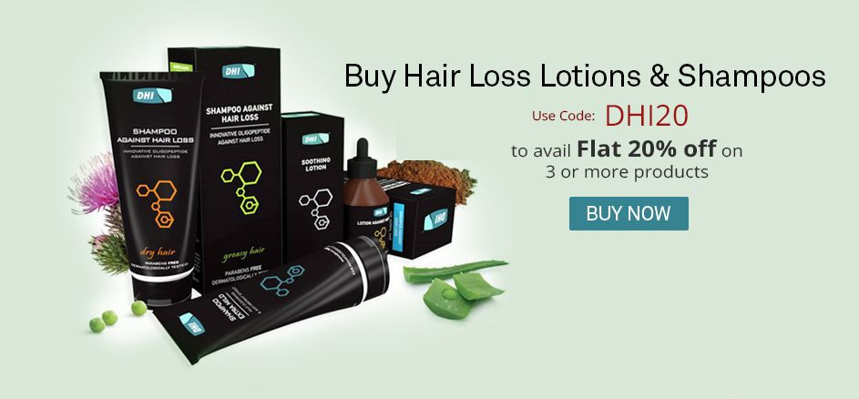 Buy DHI Hair Care Products Online