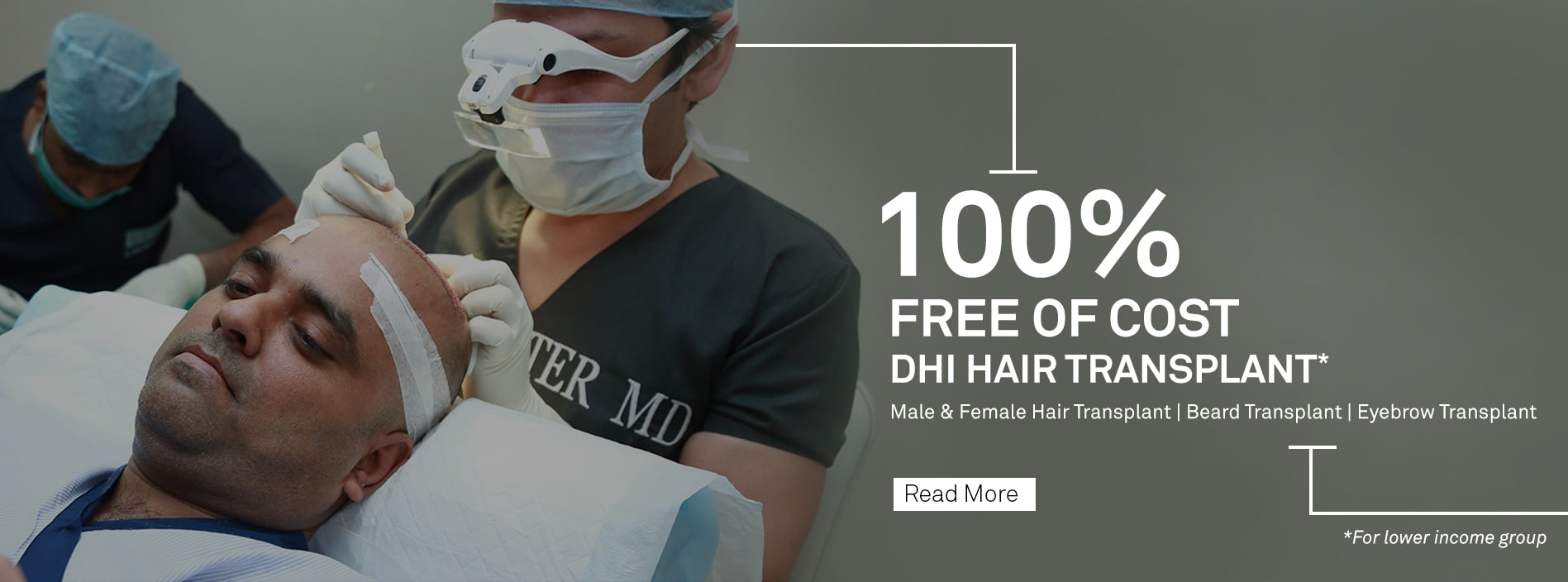 Hair Transplant: Trusted & Best Hair Transplant in India